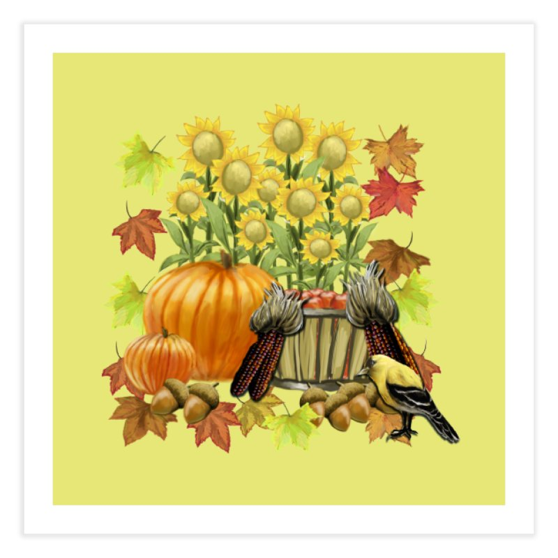 Harvest Home Fine Art Print by psweetsdesign's Artist Shop