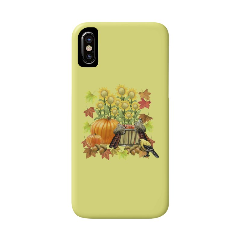 Harvest Accessories Phone Case by psweetsdesign's Artist Shop