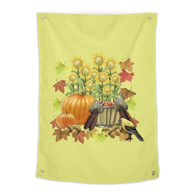 Harvest Home Tapestry by psweetsdesign's Artist Shop