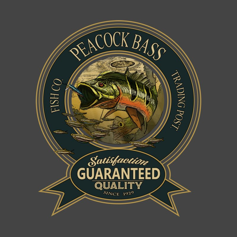 Peacock Bass by psweetsdesign's Artist Shop