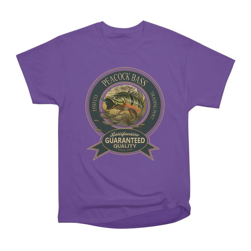 Peacock Bass Women's Heavyweight Unisex T-Shirt by psweetsdesign's Artist Shop