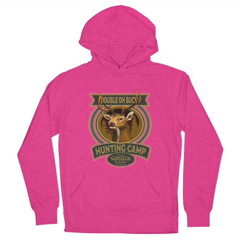 Double Oh Buck Women's Pullover Hoody by psweetsdesign's Artist Shop