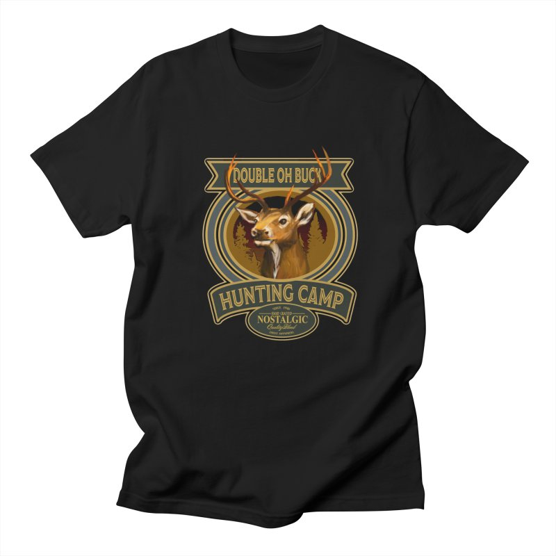Double Oh Buck Women's Regular Unisex T-Shirt by psweetsdesign's Artist Shop
