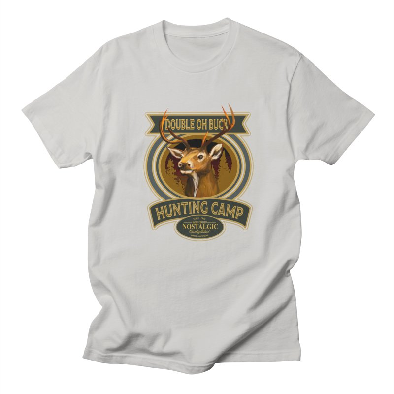 Double Oh Buck Men's Regular T-Shirt by psweetsdesign's Artist Shop
