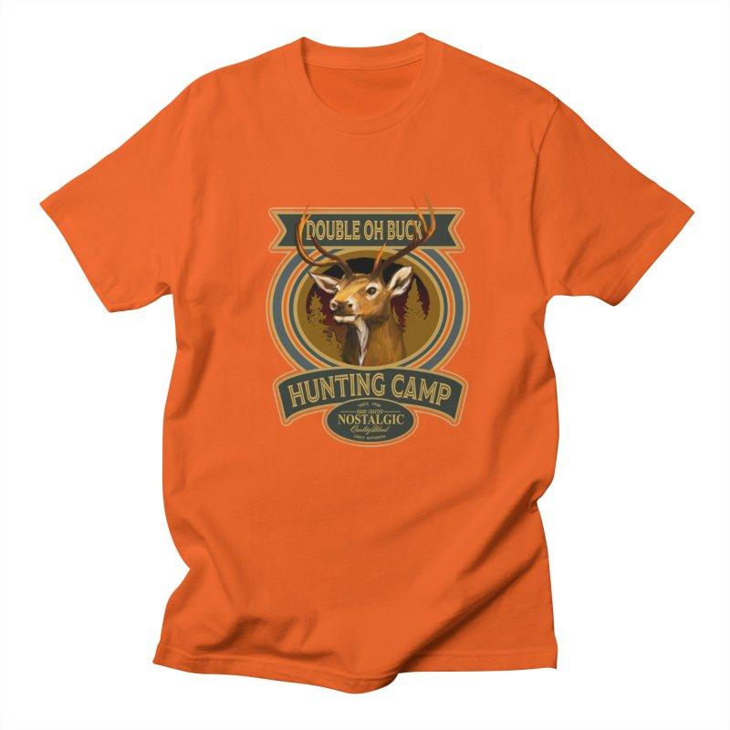 Double Oh Buck Women's Unisex T-Shirt by psweetsdesign's Artist Shop