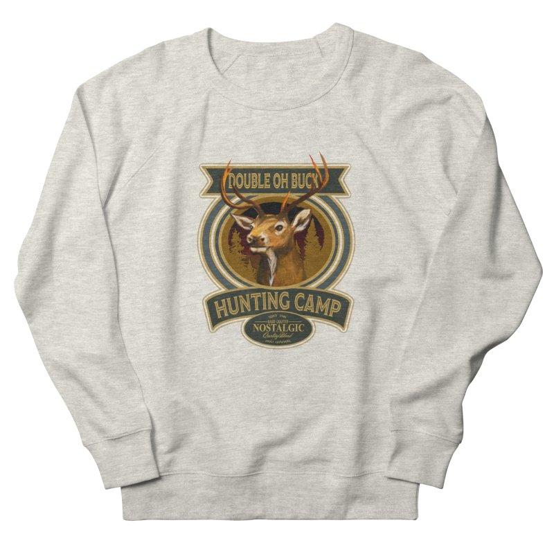 Double Oh Buck Men's Sweatshirt by psweetsdesign's Artist Shop