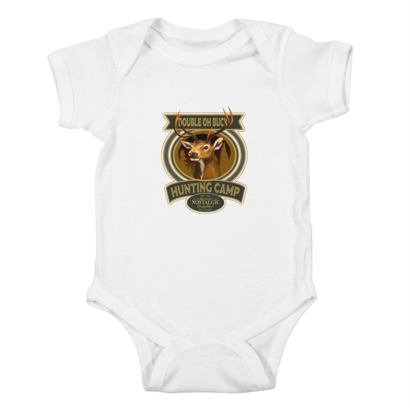 Double Oh Buck Kids Baby Bodysuit by psweetsdesign's Artist Shop