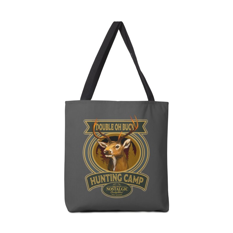 Double Oh Buck Accessories Bag by psweetsdesign's Artist Shop