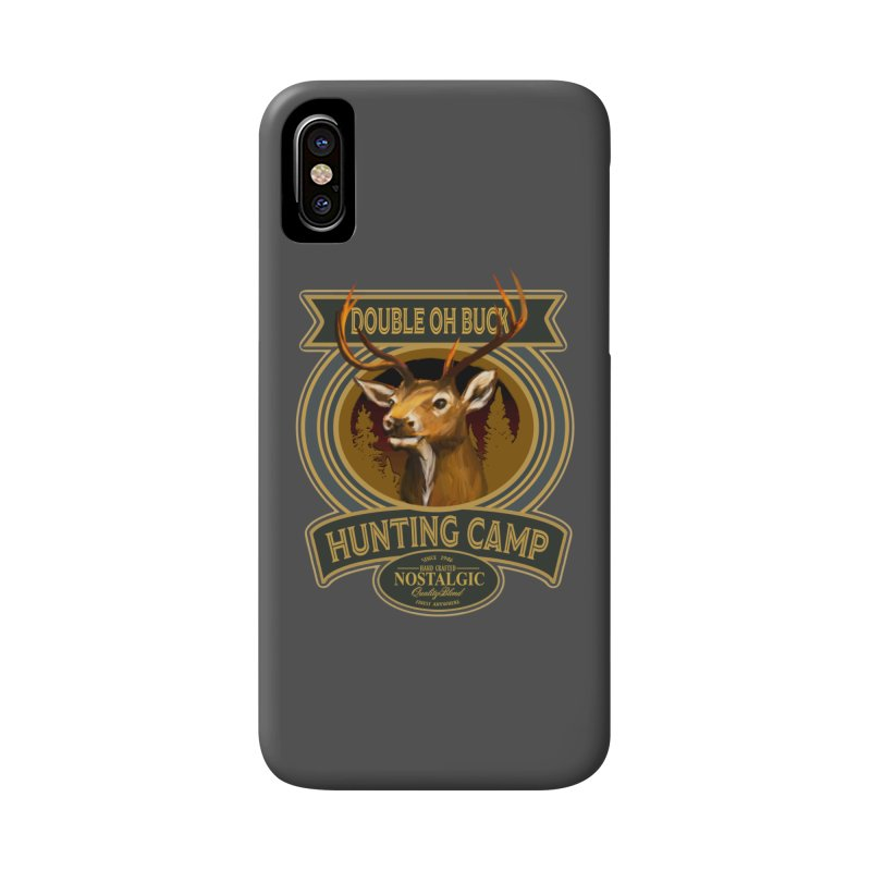 Double Oh Buck Accessories Phone Case by psweetsdesign's Artist Shop