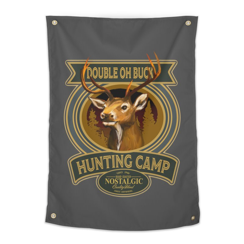 Double Oh Buck Home Tapestry by psweetsdesign's Artist Shop