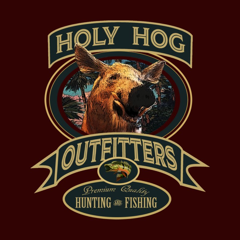 Holy Hog None  by psweetsdesign's Artist Shop