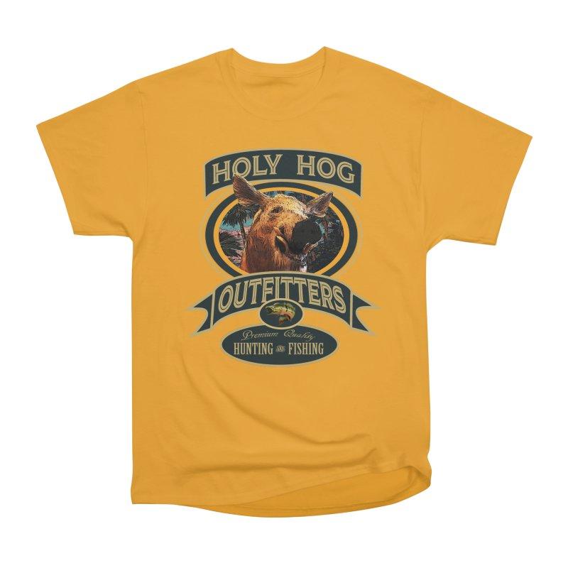 Holy Hog Men's Classic T-Shirt by psweetsdesign's Artist Shop