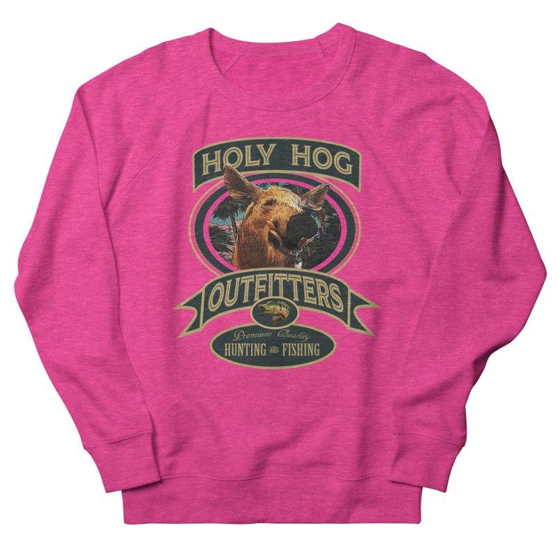 Holy Hog Women's Sweatshirt by psweetsdesign's Artist Shop