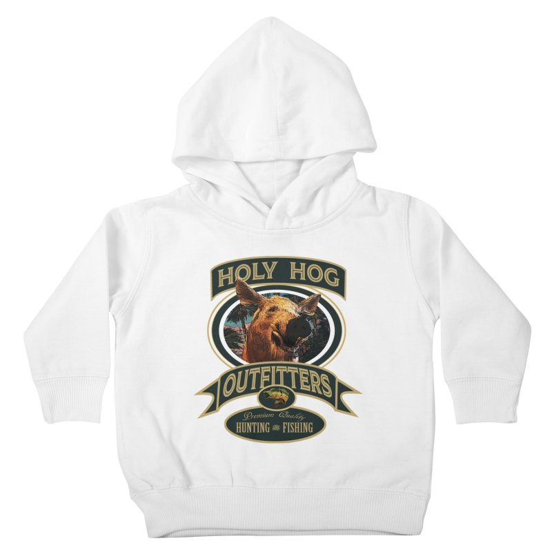 Holy Hog Kids Toddler Pullover Hoody by psweetsdesign's Artist Shop