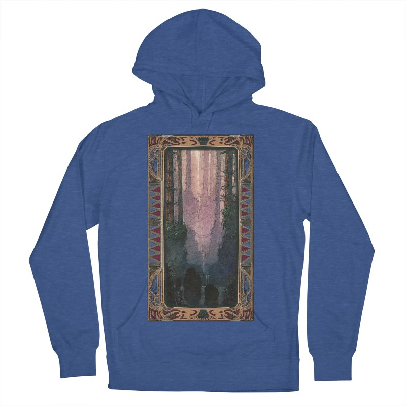 Sleep In TheThe Forest Women's Pullover Hoody by psweetsdesign's Artist Shop