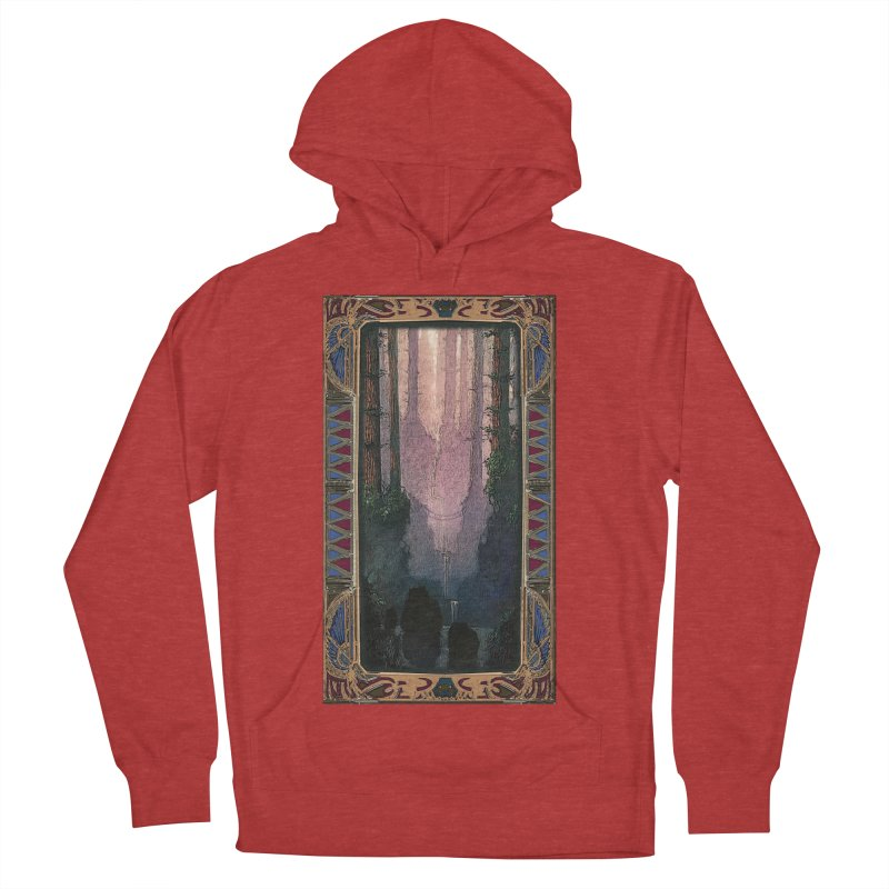 Sleep In TheThe Forest Men's Pullover Hoody by psweetsdesign's Artist Shop