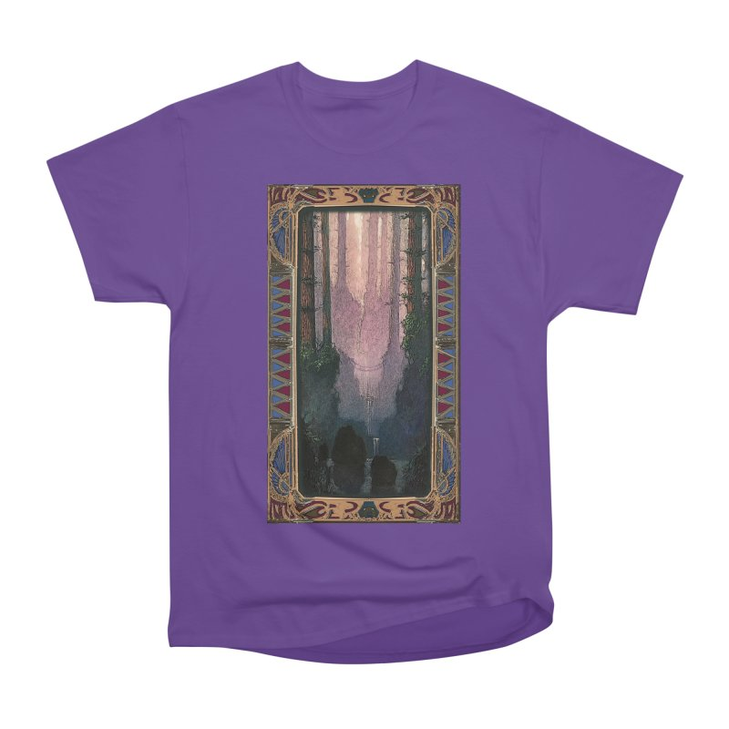 Sleep In TheThe Forest Women's Heavyweight Unisex T-Shirt by psweetsdesign's Artist Shop