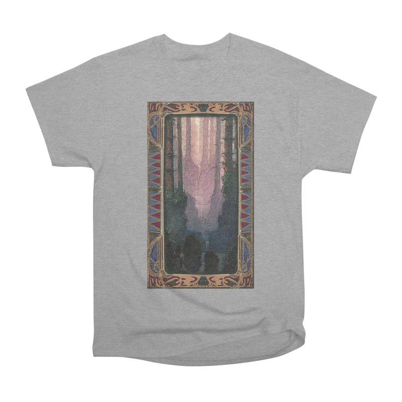 Sleep In TheThe Forest Men's Heavyweight T-Shirt by psweetsdesign's Artist Shop