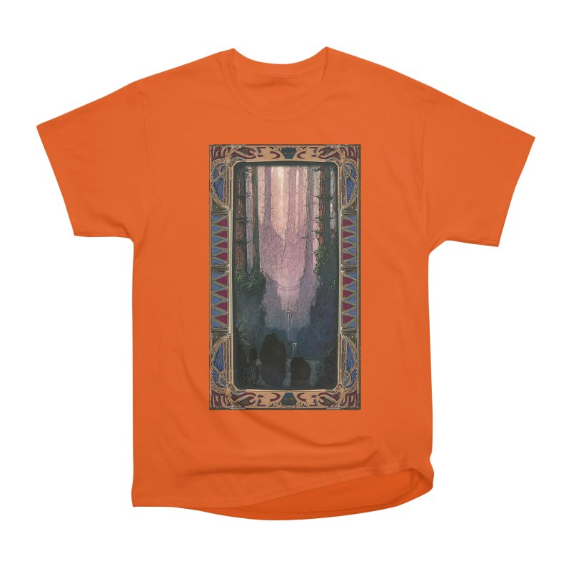 Sleep In TheThe Forest Women's Classic Unisex T-Shirt by psweetsdesign's Artist Shop