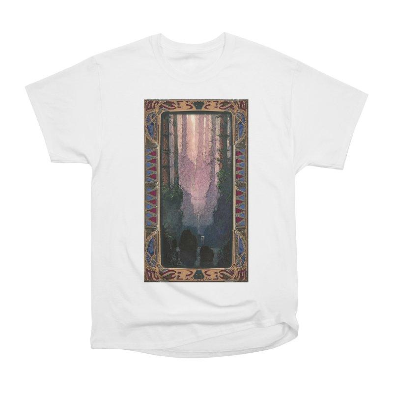 Sleep In TheThe Forest Women's Heavyweight Unisex T-Shirt by psweetsdesign's Artist Shop