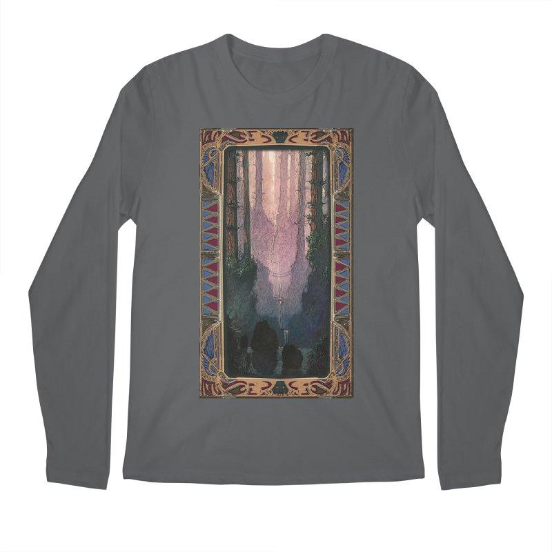 Sleep In TheThe Forest Men's Regular Longsleeve T-Shirt by psweetsdesign's Artist Shop