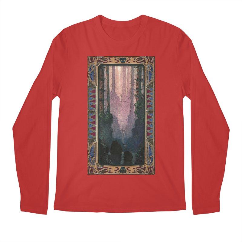 Sleep In TheThe Forest Men's Longsleeve T-Shirt by psweetsdesign's Artist Shop