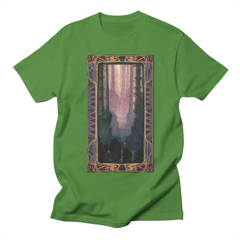 Sleep In TheThe Forest Men's Regular T-Shirt by psweetsdesign's Artist Shop