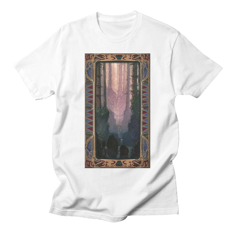 Sleep In TheThe Forest Men's Regular T-Shirt by psweetsdesign's Artist Shop