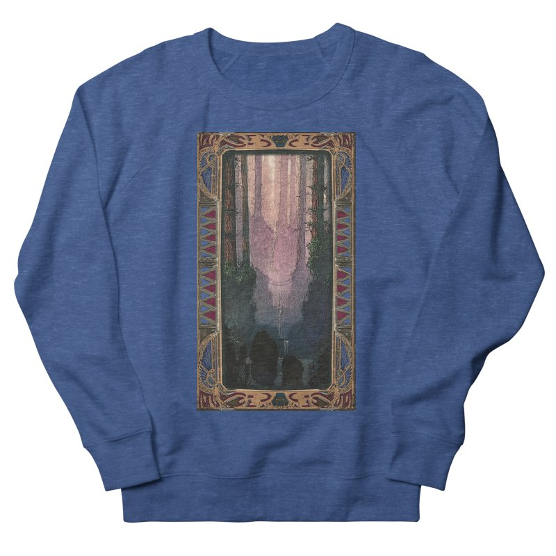 Sleep In TheThe Forest Women's Sweatshirt by psweetsdesign's Artist Shop