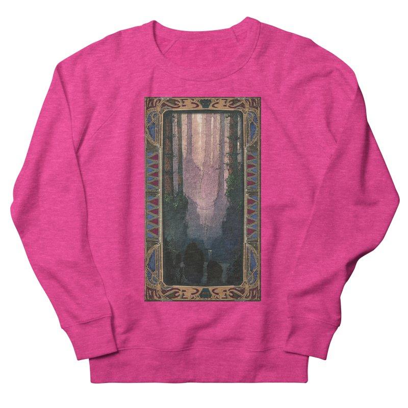 Sleep In TheThe Forest Women's Sweatshirt by psweetsdesign's Artist Shop