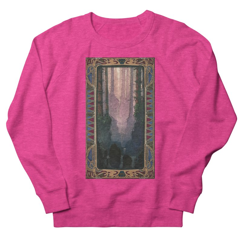 Sleep In TheThe Forest Men's Sweatshirt by psweetsdesign's Artist Shop