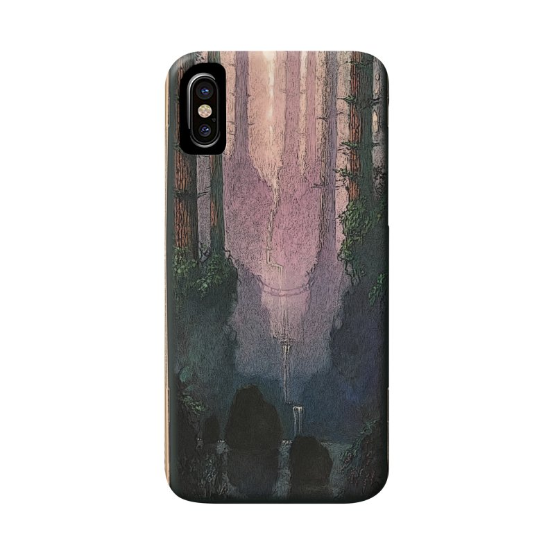 Sleep In TheThe Forest Accessories Phone Case by psweetsdesign's Artist Shop