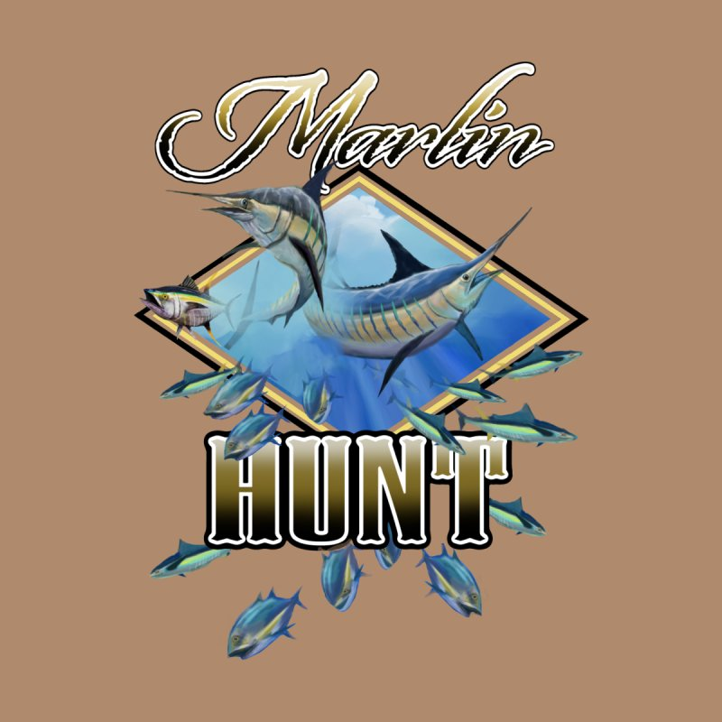 Marlin Hunt None  by psweetsdesign's Artist Shop