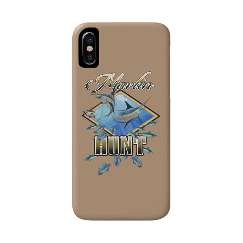 Marlin Hunt Accessories Phone Case by psweetsdesign's Artist Shop
