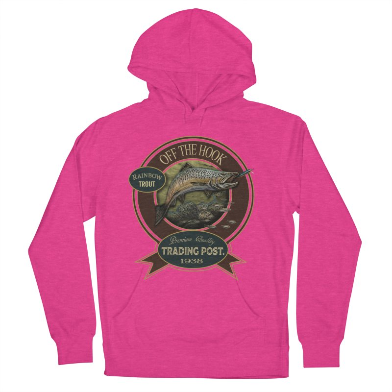 Off the hook Women's Pullover Hoody by psweetsdesign's Artist Shop