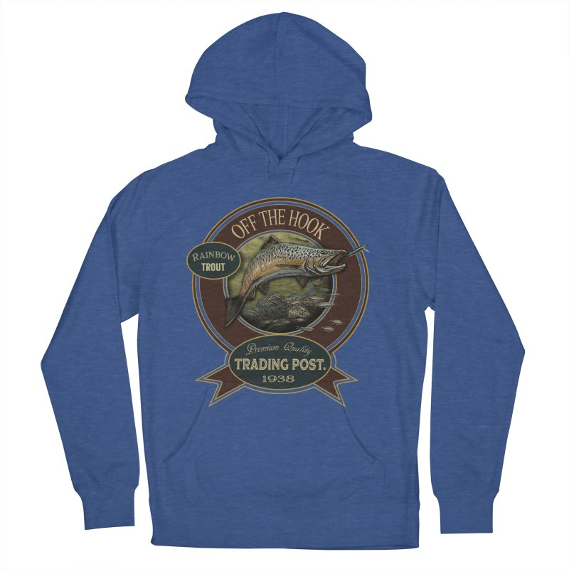 Off the hook Men's Pullover Hoody by psweetsdesign's Artist Shop