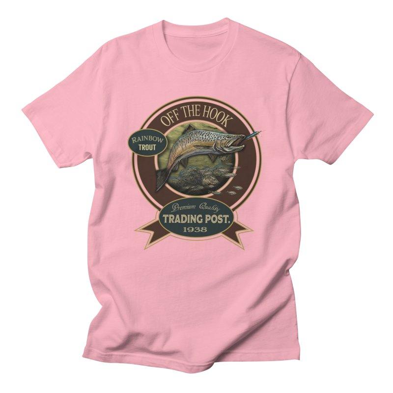 Off the hook Women's Regular Unisex T-Shirt by psweetsdesign's Artist Shop