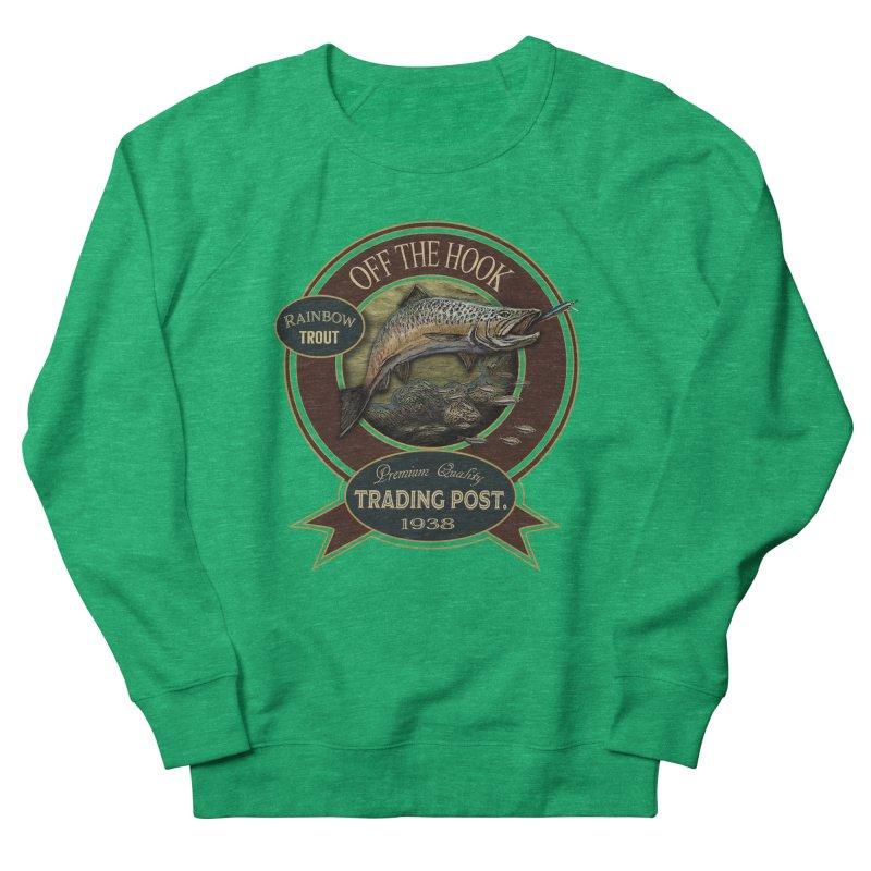 Off the hook Women's Sweatshirt by psweetsdesign's Artist Shop