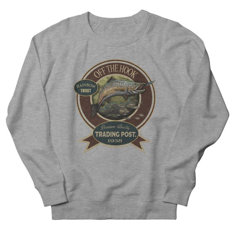 Off the hook Men's Sweatshirt by psweetsdesign's Artist Shop
