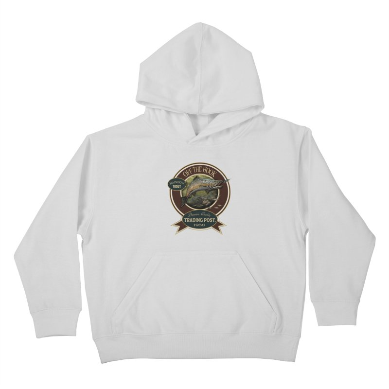 Off the hook Kids Pullover Hoody by psweetsdesign's Artist Shop