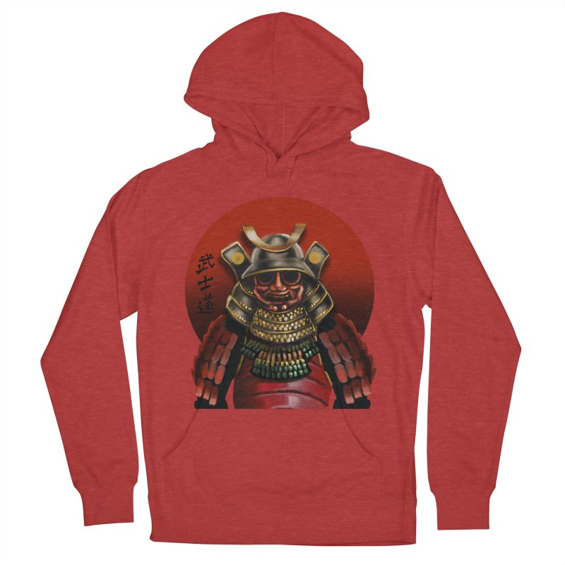 Way of the Warrior Women's French Terry Pullover Hoody by psweetsdesign's Artist Shop