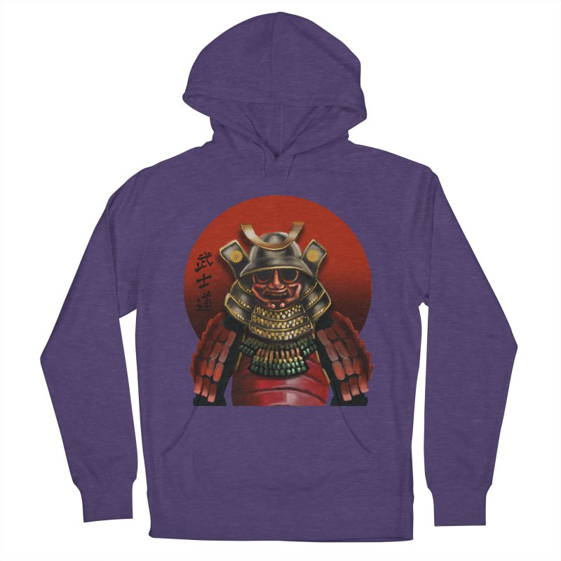 Way of the Warrior Men's French Terry Pullover Hoody by psweetsdesign's Artist Shop