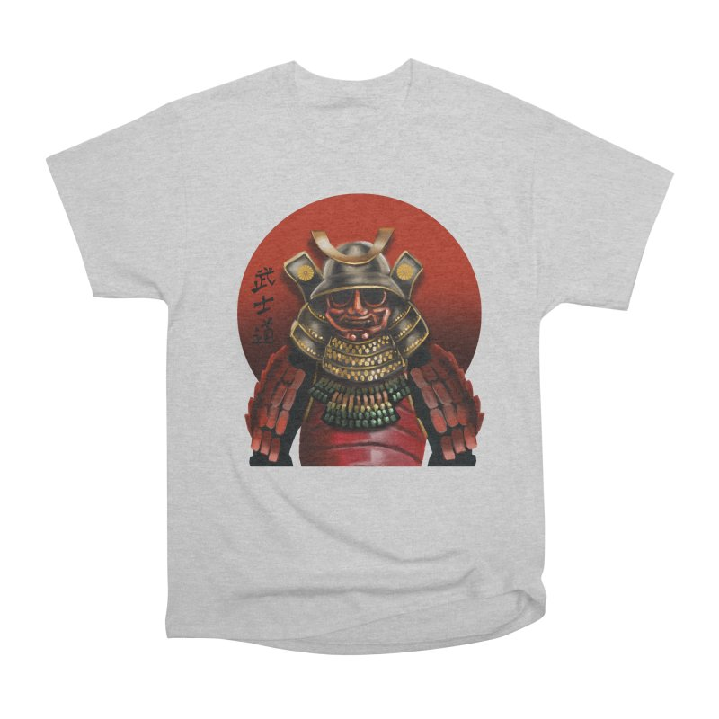 Way of the Warrior Women's Heavyweight Unisex T-Shirt by psweetsdesign's Artist Shop