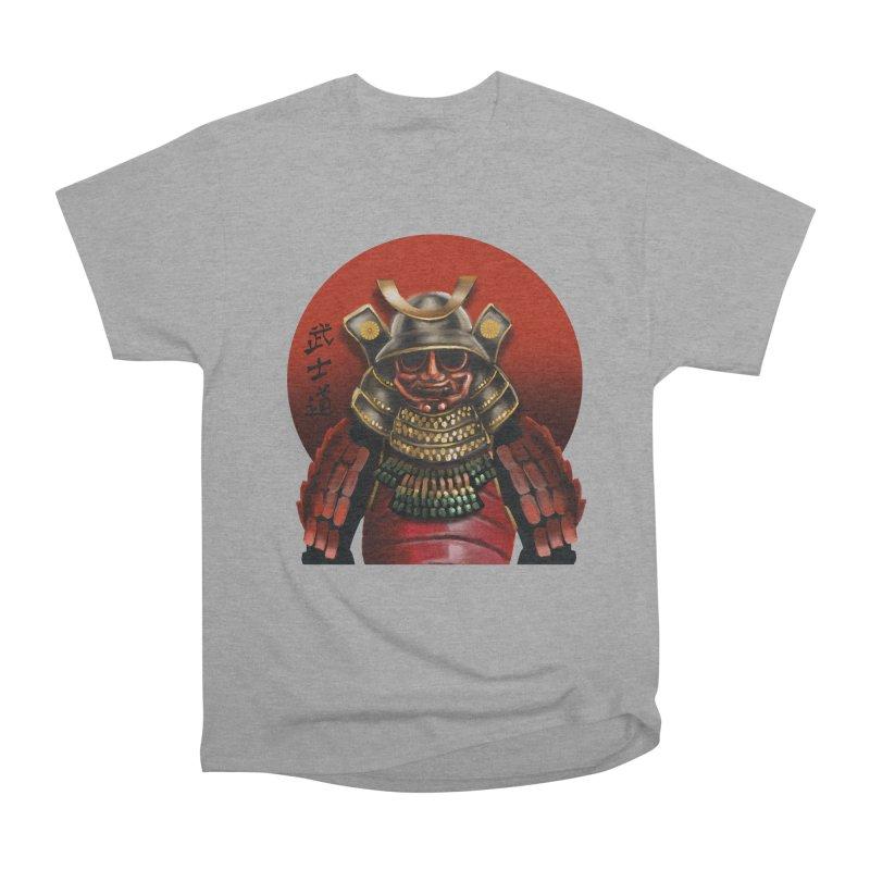 Way of the Warrior Men's Heavyweight T-Shirt by psweetsdesign's Artist Shop