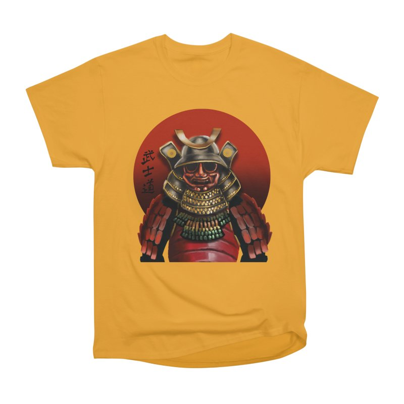 Way of the Warrior Women's Heavyweight Unisex T-Shirt by psweetsdesign's Artist Shop