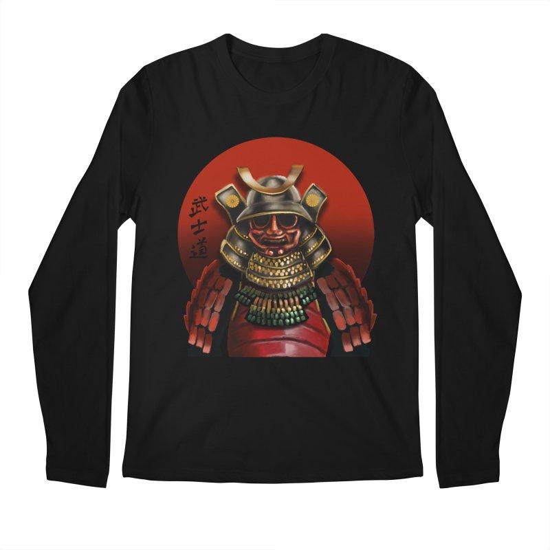 Way of the Warrior Men's Longsleeve T-Shirt by psweetsdesign's Artist Shop
