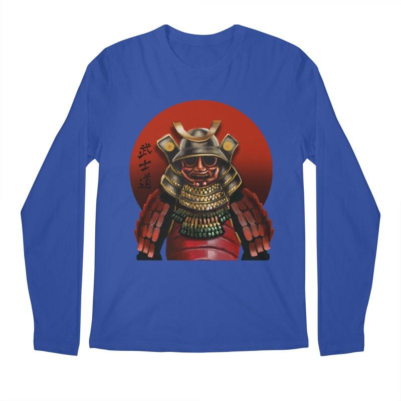 Way of the Warrior Men's Regular Longsleeve T-Shirt by psweetsdesign's Artist Shop