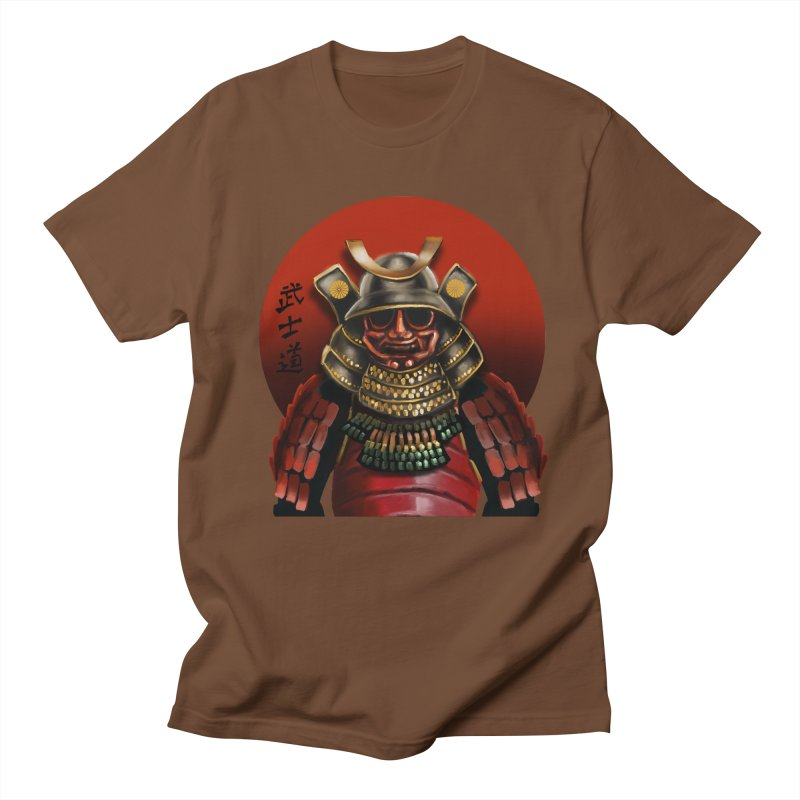 Way of the Warrior Men's T-Shirt by psweetsdesign's Artist Shop