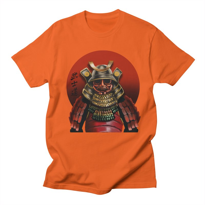 Way of the Warrior Men's Regular T-Shirt by psweetsdesign's Artist Shop