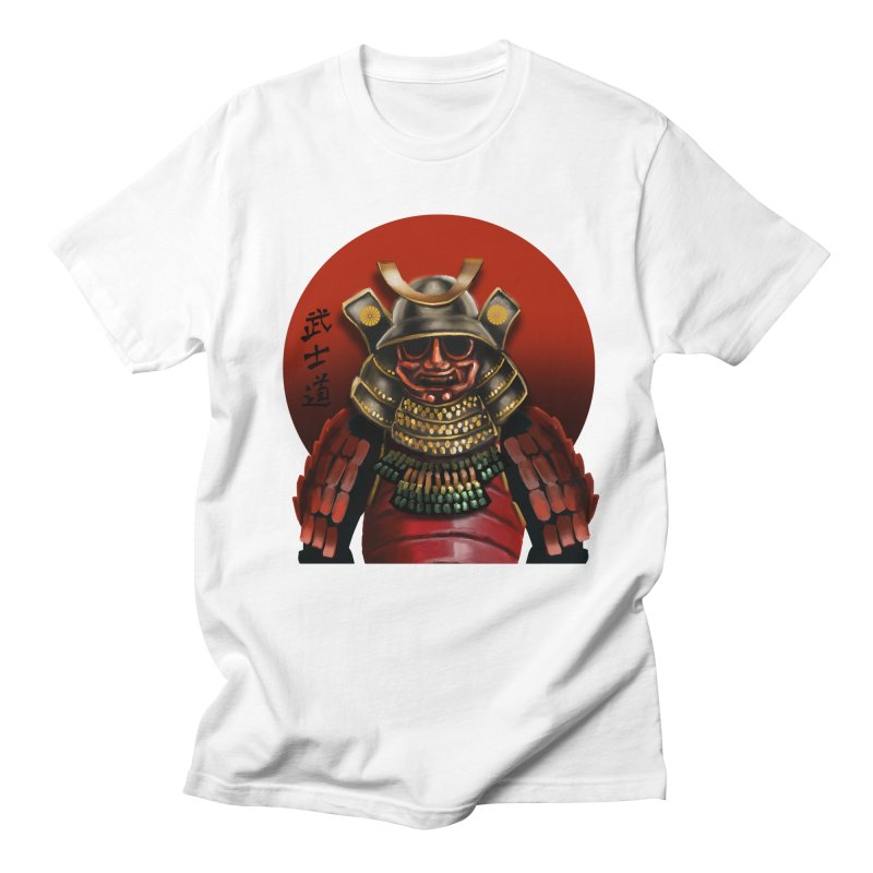 Way of the Warrior Men's Regular T-Shirt by psweetsdesign's Artist Shop